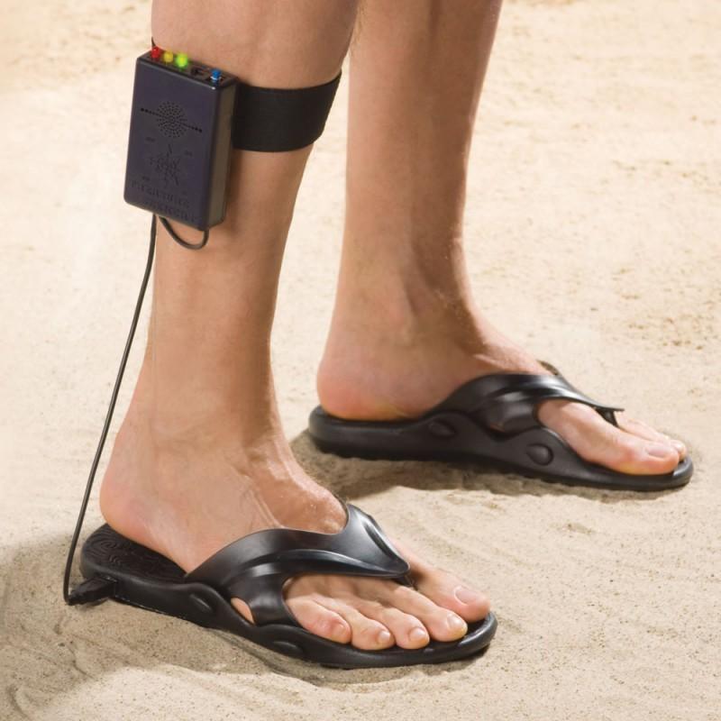 Sandales d tecteur de m taux - Detecteur de metaux pour mur ...