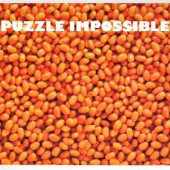 Le puzzle haricots impossible