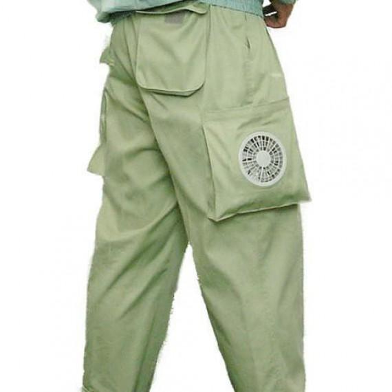 Le pantalon climatisé