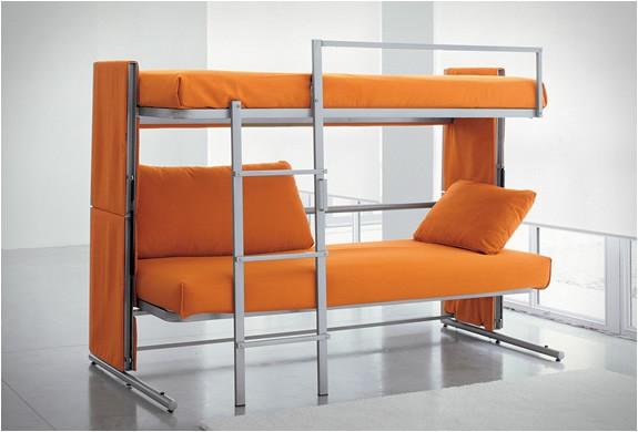 canap lits superpos s. Black Bedroom Furniture Sets. Home Design Ideas