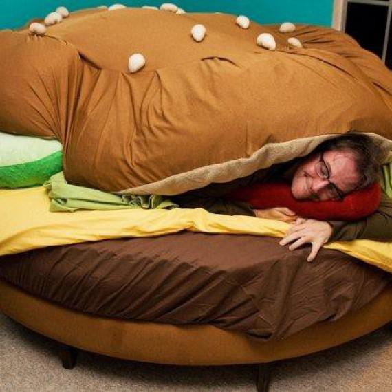 lit hamburger. Black Bedroom Furniture Sets. Home Design Ideas