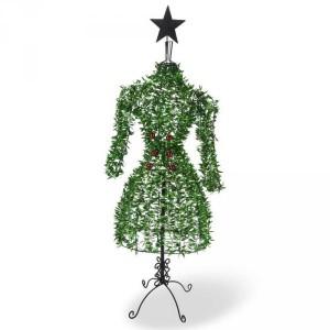 Decore Un Mannequin De Couture Pour Noel