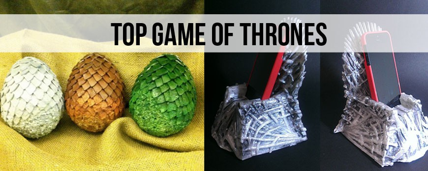 10 game of thrones les objets de la s rie avoir d 39 urgence pigsou mag. Black Bedroom Furniture Sets. Home Design Ideas