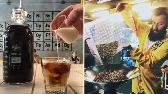 Un café Breaking Bad a ouvert à Istanbul : The Walter's Coffee Roastery