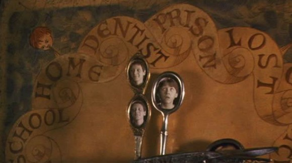 L'horloge des Weasley dans Harry Potter existe !