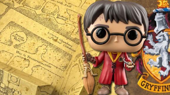 La saga Harry Potter a 20 ans aujourd'hui,... et ça se fête !