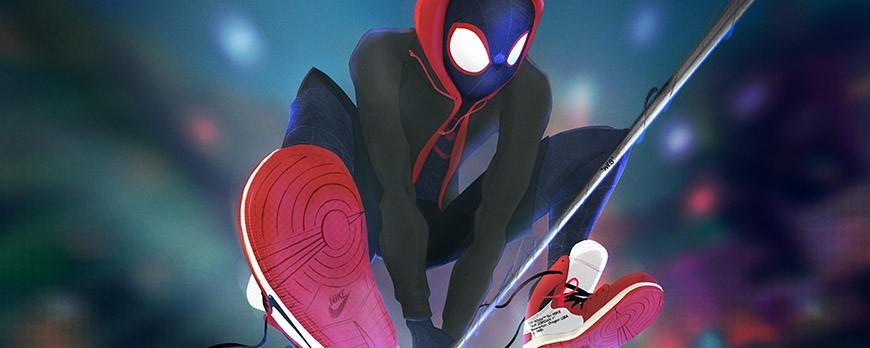 Spider–man new generation, le film d'animation Marvel à ne pas louper en Décembre !