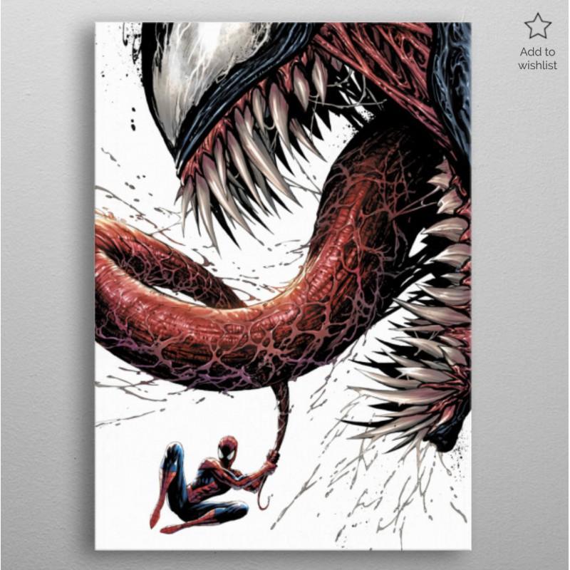 Poster Venom en métal