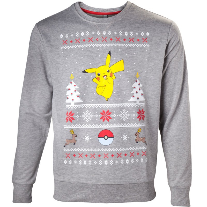 Sweat de noel pikachu
