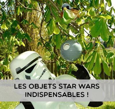 Les articles Star Wars indispensables